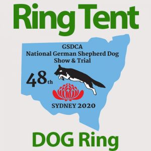 Dog Ring Tent